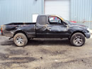 2000 TOYOTA TACOMA XTRA CAB SR5 PRE-RUNNER 2.7L AT 2WD COLOR BLACK STK Z12253