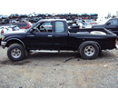 1996 TOYOTA TACOMA XTRA CAB DLX MODEL 3.4L V6 MT 4X4 COLOR BLACK STK Z12254