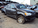 2005 TOYOTA TUNDRA 4 DOOR CREW CAB LIMITED MODEL 4.7L V8 AT 4WD COLOR GRAY STK Z12257