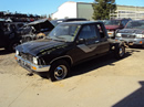 1989 TOYOTA TRUCK XTRA CAB 3.0L AT 2WD COLOR BLACK STK Z12261