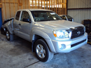2007 TOYOTA TACOMA ACCESS CAB 4.0L AT 2WD COLOR SILVER STK Z12263