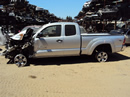 2006 TOYOTA TACOMA XTRA CAB SR5 PRERUNNER WITH OFF ROAD PACKAGE 4.0L V6 AT 2WD WITH REAR DIFF LOCK ,COLOR SILVER STK Z12281