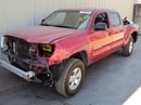 2006 TOYOTA TACOMA DOUBLE CAB, 4.0 L ENGINE, AUTOMATIC TRANSMISSION, STK # Z12288
