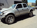 2001 TOYOTA TACOMA 4 DOOR DOUBLE CAB LIMITED STK # Z12294