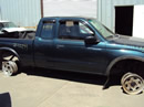 1998 TOYOTA TACOMA 4X4 V6 AUTO TRD PACKAGE WITH LOCKER STK # Z12293