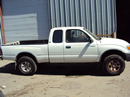 1998 TOYOTA TACOMA XTRA CAB PRE RUNNER 2.7L AT 2WD COLOR WHITE STK Z12307