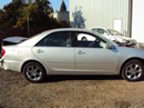 2004 TOYOTA CAMRY 4 DOOR SEDAN XLE MODEL 2.4L AT COLOR SILVER STK Z12315