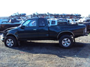 2000 TOYOTA TACOMA XTRA CAB SR5 PRE RUNNER 3.4L V6 AT 2WD COLOR GREEN STK Z12316