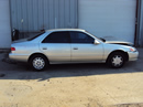 2000 TOYOTA CAMRY 4 DOOR SEDAN CE MODEL 2.2L AT COLOR SILVER STK Z12317