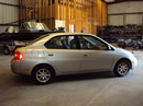 2002 TOYOTA PRIUS 4 DOOR SEDAN STANDARD MODEL 1.5L AT HYBRID COLOR SILVER STK Z12318