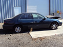1997 TOYOTA CAMRY 4 DOOR SEDAN LE MODEL 2.2L AT CA EMISSIONS COLOR GREEN STK Z12321