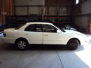 1992 TOYOTA CAMRY 4 DOOR SEDAN LE MODEL 2.2L AT FWD COLOR WHITE STK Z12325