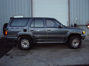 1991 TOYOTA 4RUNNER SR5 MODEL 3.0L V6 AT 4X4 COLOR GRAY STK Z12346