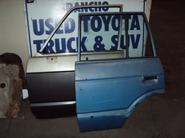 81-92 TOYOTA LAND CRUISER miscellaneous PARTS
