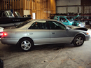 2001 TOYOTA CAMRY 4 DOOR SEDAN LE MODEL 3.0L V6 AT FWD COLOR SILVER STK Z12354
