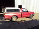 1997 TOYOTA TACOMA REGULAR CAB SHORT BED STANDARD MODEL 2.4L MT 2WD COLOR RED STK Z12359