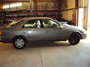 2001 TOYOTA CAMRY 4 DOOR SEDAN LE MODEL 2.2L AT FWD COLOR SILVER STK Z13380