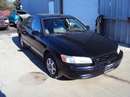 1997 TOYOTA CAMRY 4 DOOR SEDAN LE MODEL 2.2L 4 CYL CA EMISS AT FWD COLOR BLACK STK Z13381