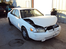 1997 TOYOTA CAMRY 4 DOOR SEDAN CE MODEL 2.2L 4CYL AT FWD COLOR WHITE STK Z13383