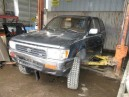1992 TOYOTA 4RUNNER, 3.0L AUTO 4WD, COLOR GREEN, STK Z15912