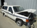 1988 TOYOTA PICK-UP REGULAR CAB, 2.4L 5SPEED 2WD, COLOR WHITE, STK Z15924