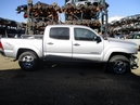 2006 TOYOTA TACOMA SILVER SR5 TRD 4.0L 2WD DOUBLE CAB SHORT BED Z15974
