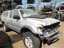 2001 TOYOTA TACOMA PRERUNNER SR5 SILVER XTRA CAB 3.4L AT 2WD Z18294