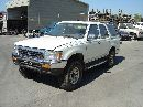 1993 Toyota 4Runner suv 3.0l at 4x4 color white