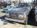 1990 TOYOTA LAND CRUISER SUV 4.0L AT 4X4 COLOR GRAY