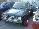 1986 TOYOTA PICK UP XTRA CAB 2.4L EFI AT 4X4 COLOR BLACK